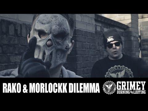 Rako feat. Morlockk Dilemma - Alpha & Omega (OFFICIAL HD VERSION GRIMEY)