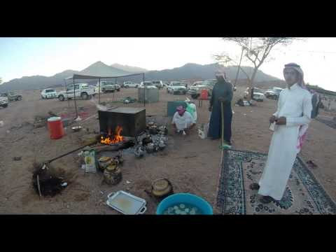 Desert Bedouins Wedding .