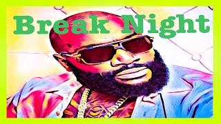 [FREE] Maybach X Rick Ross Feat. Jay -Z Type Beat - Break Night - Prod. By RollovaBeats