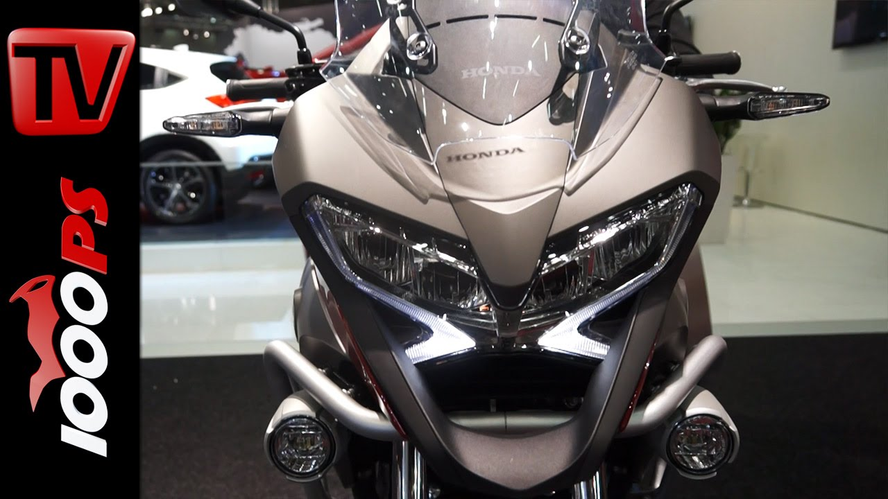 honda motorrad neuheiten vienna autoshow 2015 youtube. Black Bedroom Furniture Sets. Home Design Ideas