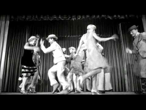 1920s dances featuring the Charleston
