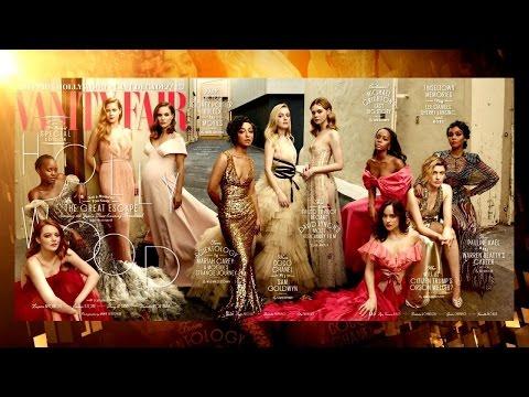 See Natalie Portman, Amy Adams, Emma Stone Pose For 'Vanity Fair'