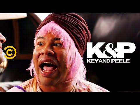 When You Finally Get Health Insurance - Key & Peele