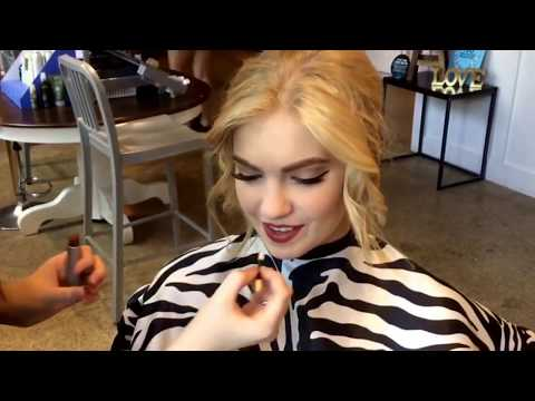 Bella's Tutorial #2    Firestone By Kygo Extensions & Bridal Hair