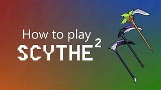 How to play: Scythe² Legends [Brawlhalla]