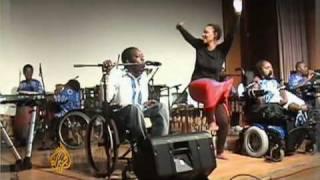 Zimbabwean girl sings for social change