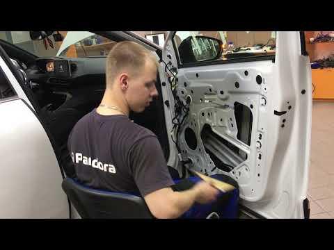 Как самому сделать шумоизоляцию дверей автомобиля