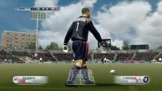 FIFA 06 Road to FIFA World Cup Gameplay [60 FPS] (XBox 360)