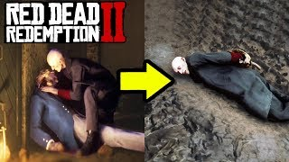 CAN YOU SAVE THE VAMPIRE IN RED DEAD REDEMPTION 2? Saint Denis Vampire Mystery
