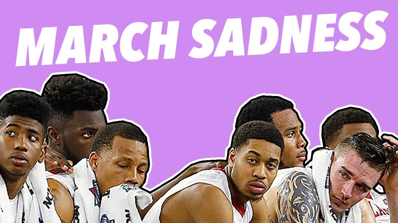Here's what led to the strangest matchup of March Madness