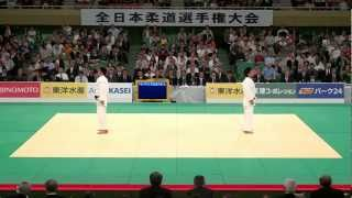 All Japan Judo Championships Nage-no-kata - 29/04/2012