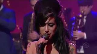 Amy Winehouse Rehab Live On David Letterman