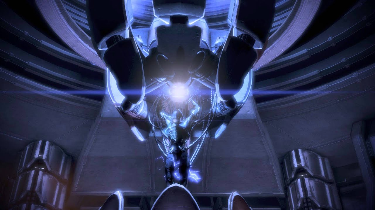 Mass Effect 3 Legion Imprisoned 1 Dreamscene Video Wallpaper