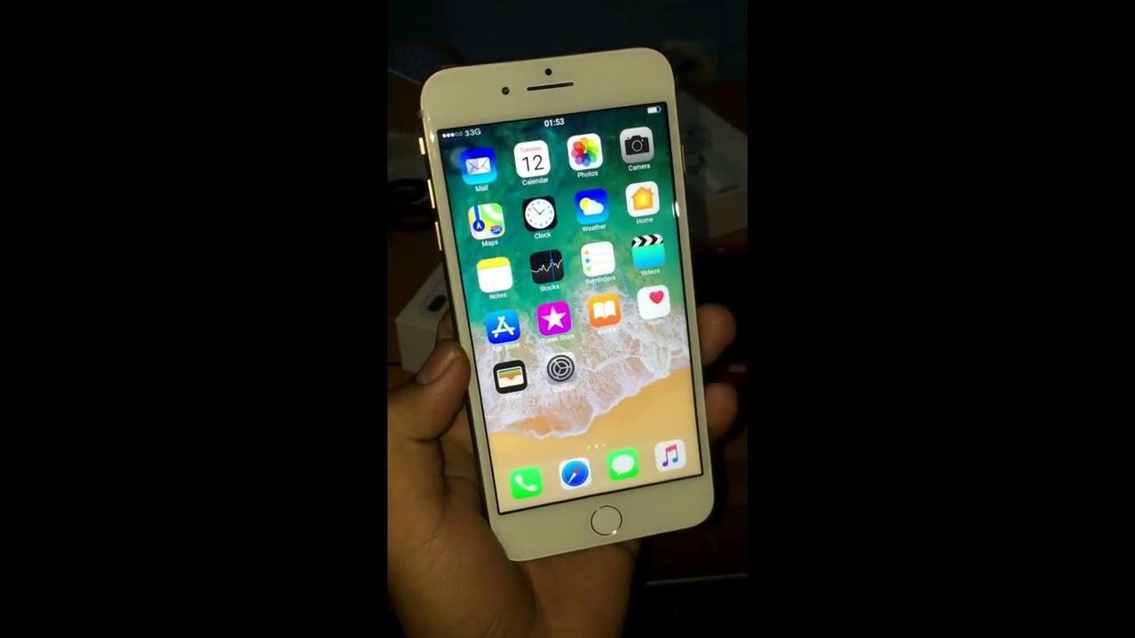 Iphone 8 Plus Hdc Ultimated 4g Dan Fingerprint Hdc Ultra Ultimated