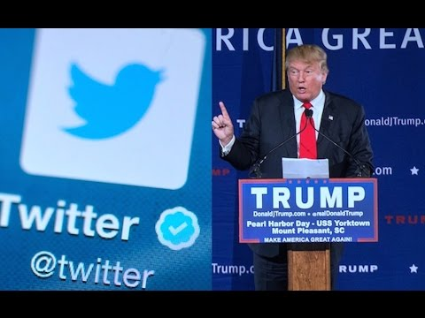 #LoserDonald Gets Twitter Taken Away Until He Can Behave