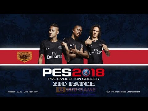 Download and Install PES 2018 PS3 ZiO Patch + DLC 1 0 + Tattos pack