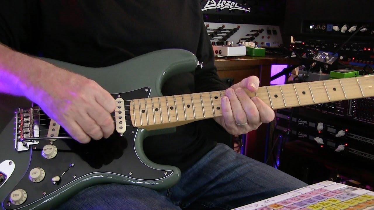 5 Favorite Strat Tones Guitar Lesson Tim Pierce Youtube Basic Electric Circuits Workbenchfuncom