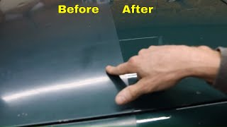 Can you make faded paint shine like new?  Let's find out!