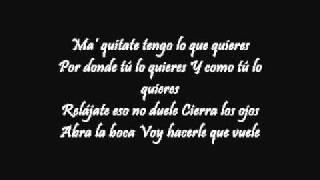 Don Omar Ft Kendo Kaponi & Syko - RX [Con Letra] [Original] [Meet The Orphans]
