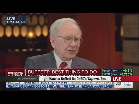 Oracle of Omaha on CNBC