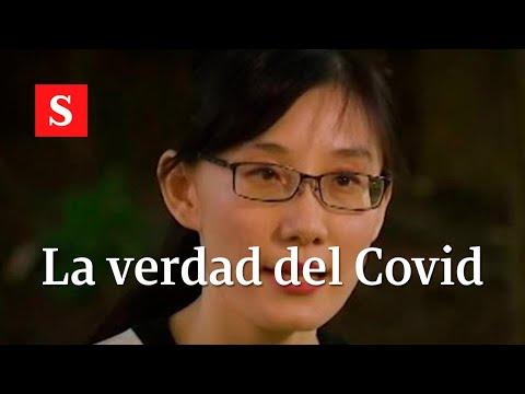 Li-Meng Yan, la viróloga que dice tener la verdad sobre el coronavirus | Videos Semana