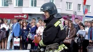 5 Показательные мероприятия по мерам и правилам пожарной безопасности