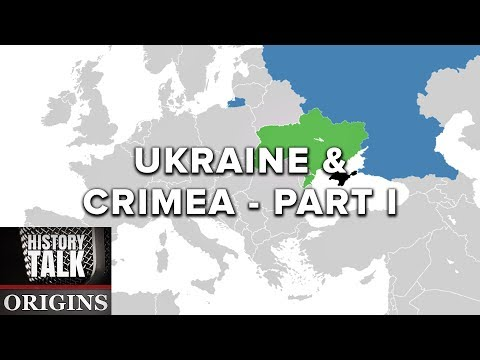 The Fate of Crimea, the Future of Ukraine, Part I (a History Talk podcast)