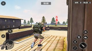 Free Firing Battleground Squad: Free fire Squad #1 || Best Android Gameplay screenshot 3