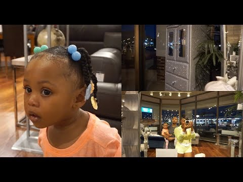 Family Night Out | Vanity Tour, Makeup Class (Chicago) & Sky Zone Vlog#2