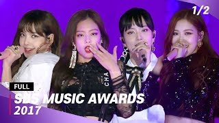 [FULL] SBS Music Awards 2017 (1/2) | 20171225 | EXO, BTS, BLACKPINK, Red Velvet, TWICE, NCT