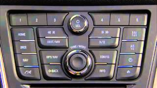 Buick Encore Audio Settings