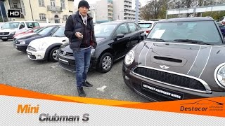 Mini Clubman S 2009 12.890евро.