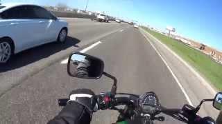 Rabid Hedgehog's Ride of the 2015 Kawasaki Vulcan S