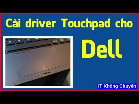 Hướng Dẫn Cài Driver Touchpad để Tắt Mở Chuột Trên Máy Tính | [iT Không Chuyên]