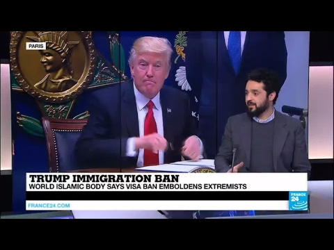 US - The Trump ban & the first operation in Yemen under his rule