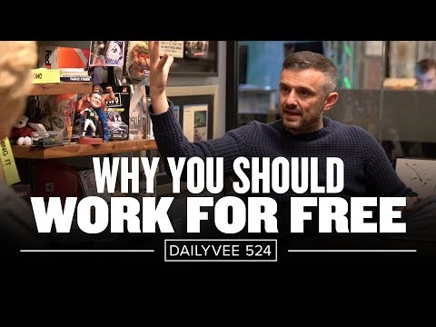How to Get the Job You Want With No Experience | DailyVee 524