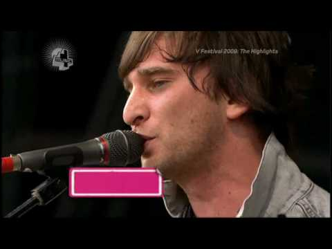 Jet - Are You Gonna Be My Girl (Live V Festival 2009) (High Quality video) (HD)