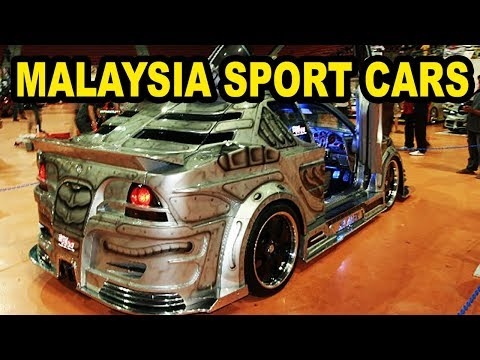 Top 10 Extreme Modified Cars in Malaysia