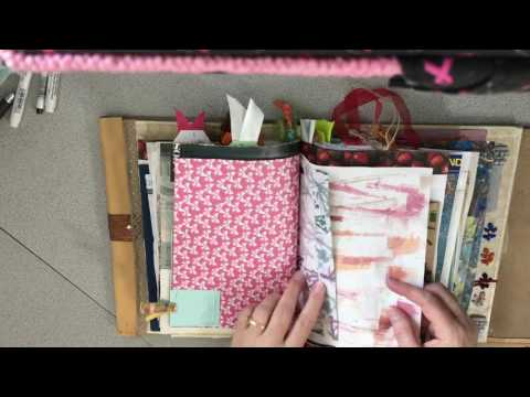 """Memories"" Vintage Junk Journal for a special order from YouTube · Duration:  14 minutes 22 seconds"