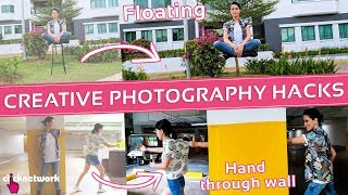 Creative Photography Hacks - Hack It: EP95