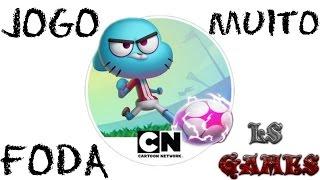 JOGO DE FUTEBOL DO CARTOON NETWORK!!! - Copa Toon Goleadores