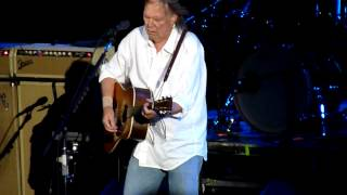 Neil Young - Twisted Road - Red Rocks - 8/6/2012