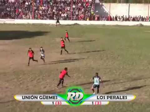 FEDERAL C: Union Guemes (General Guemes) 1 - Los Perales (Jujuy) 1