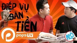 POPS TV    Điệp Vụ Săn Tiền - Về Quê Ăn Tết Tập 1   NgốTV