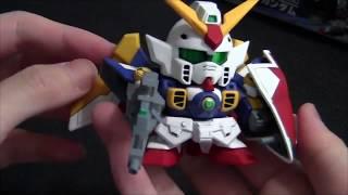 Gunpla! SD G Generations Wing Gundam Painted Build Review