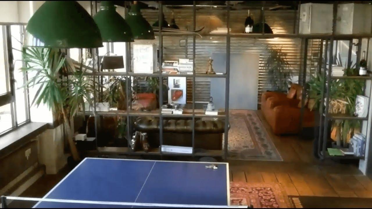 Tello Drone Indoor Test Footage
