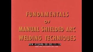 Основи ручного екранований дугового зварювання Частина 2 вертикальна і стельовому положеннях 47244b