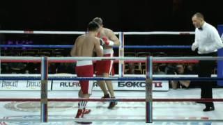 Павличенко Андрей(RUS) Vs Элдорбек Саидов(UZB)