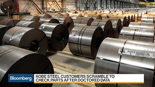 Kobe Steel Warns That Further Data May Be Falsified
