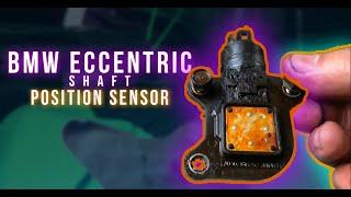 ▶️BMW Eccentric Shaft Sensor, Where it
